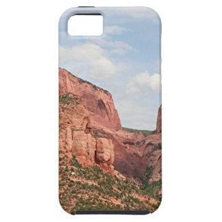 Kolob渓谷、ザイオン国立公園、ユタ、米国3 iPhone SE/5/5s ケース