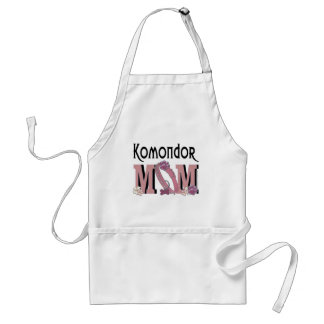 Komondorのお母さん スタンダードエプロン