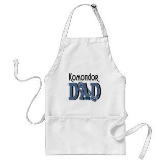 Komondorのパパ スタンダードエプロン
