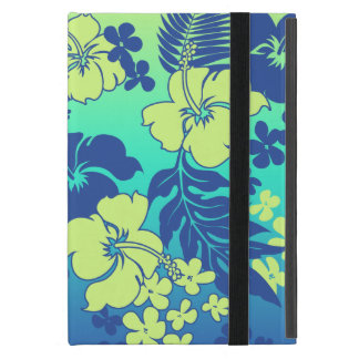 Konaのブレンドのハワイのハイビスカスのアロハワイシャツのプリント iPad Mini ケース