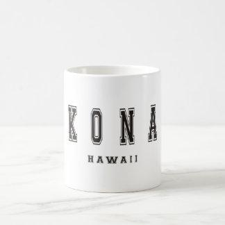 Konaハワイ コーヒーマグカップ