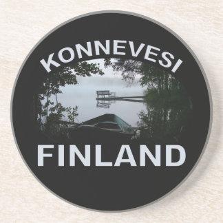 Konnevesiのコースター コースター