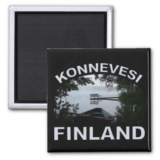 Konnevesiの磁石 マグネット