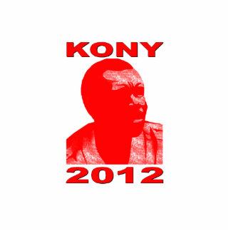 Kony 2012年。 見えない子供を目に見えるようにして下さい。 今度は フォトスカルプチャー