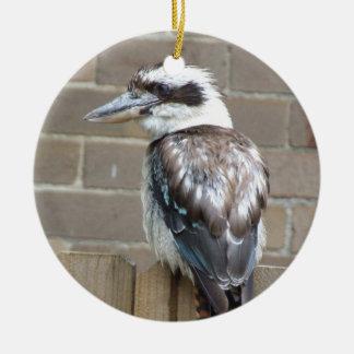 Kookaburraのオーナメント セラミックオーナメント