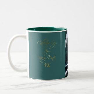 Kookaburraの笑うこと ツートーンマグカップ