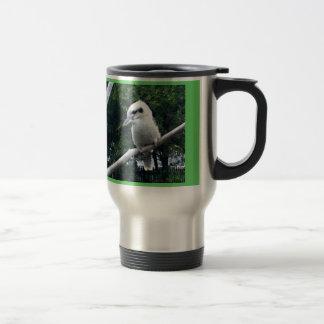 Kookaburraの笑うこと トラベルマグ