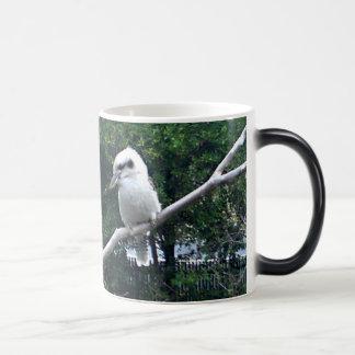 Kookaburraの笑うこと モーフィングマグカップ