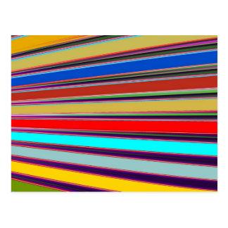 KOOLshadesの素晴らしく幸せなスペクトル ポストカード