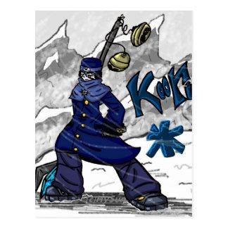 Kooriの日本製アニメ ポストカード