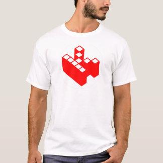 Kopimi -赤 tシャツ