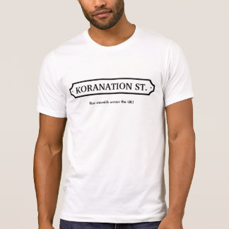 Koranationの通り Tシャツ