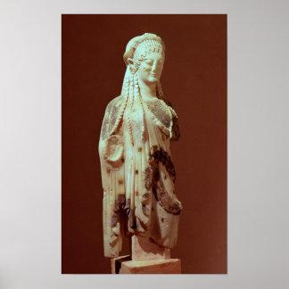 Koreの姿、紀元前のc.510 ポスター