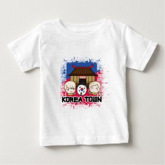 KOREATOWN ベビーTシャツ