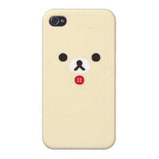 KorilakkumaのiPhone 4/4sの場合 iPhone 4/4Sケース