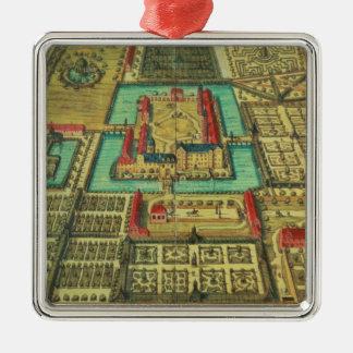 Kothenの王子の城 メタルオーナメント