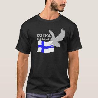 Kotkaフィンランドのワイシャツ-スタイル及び色を選んで下さい Tシャツ
