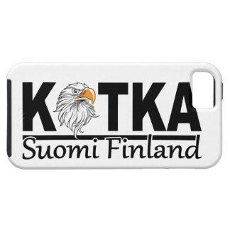 KotkaフィンランドのiPhoneの穹窖 iPhone SE/5/5s ケース