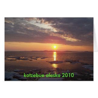 kotzの日没2010年 カード