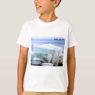KOTZの氷 Tシャツ