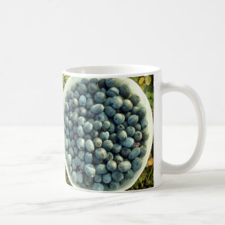 kotzの青の果実 コーヒーマグカップ