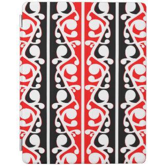 Kowhaiwhaiマオリの伝統的なパターン iPadスマートカバー