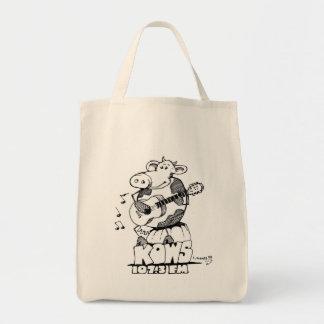 KOWSスタンリーのマウスの買い物袋 トートバッグ