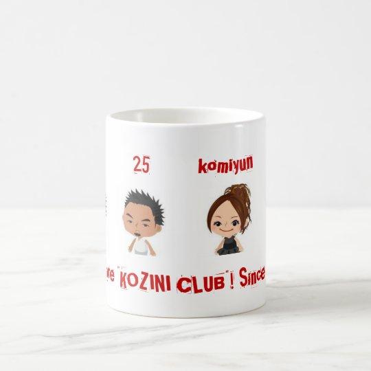 kozini feat komiyun コーヒーマグカップ