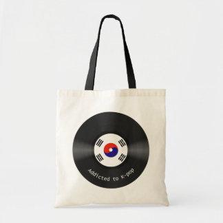 Kpopのバッグに熱中される トートバッグ