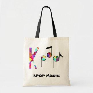 KPOP音楽バッグ! トートバッグ
