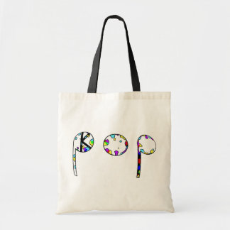 KPOP音楽ファッションのバッグ! トートバッグ