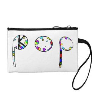 KPOP音楽ファッション! コインパース