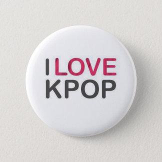 Kpop Supreme~! 5.7cm 丸型バッジ
