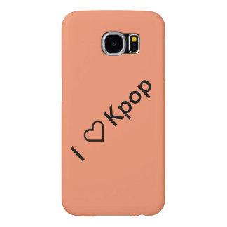 Kpopersの銀河系の箱 Samsung Galaxy S6 ケース