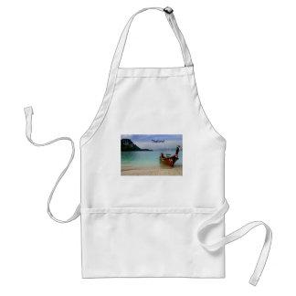 Krabi (St.K)のタイのビーチ スタンダードエプロン