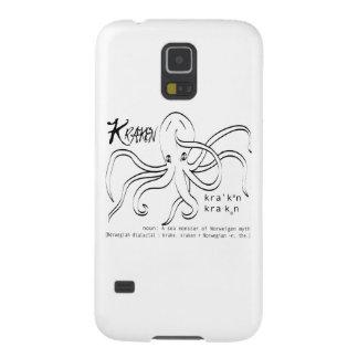 Krakenを得て下さい Galaxy S5 ケース