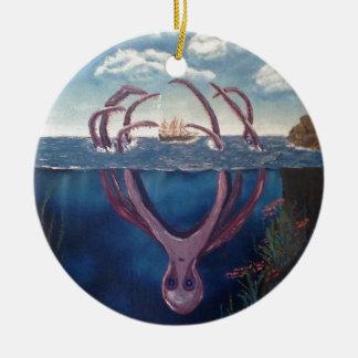 Kraken セラミックオーナメント