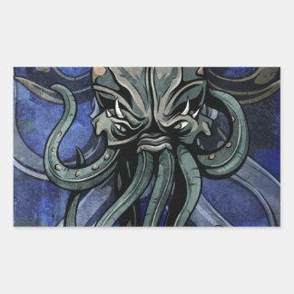 Kraken 長方形シール