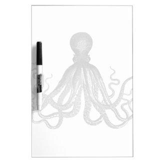Kraken -黒く巨大なタコ/Cthulu ホワイトボード