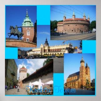 Krakówタワー ポスター