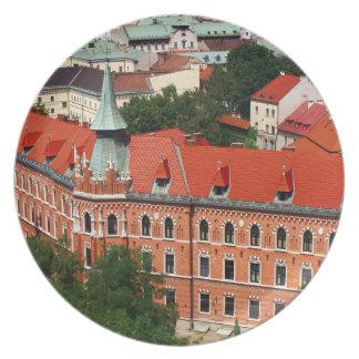 Kraków、ポーランド プレート