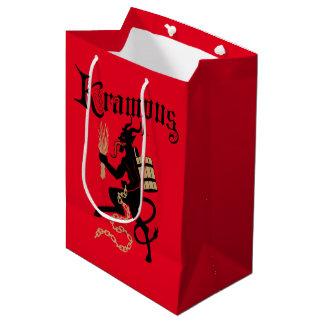 Krampusのギフトバッグ ミディアムペーパーバッグ