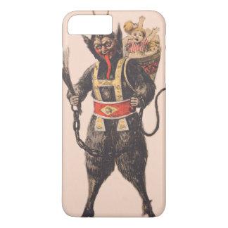 Krampusの誘拐の子供スイッチ iPhone 8 Plus/7 Plusケース