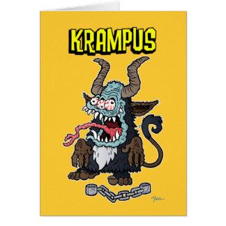 KRAMPUS 00 カード