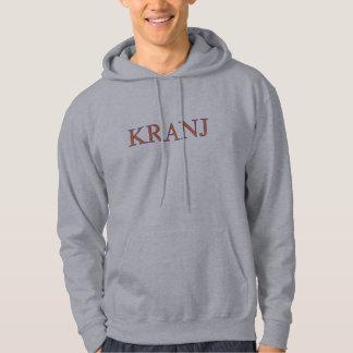 Kranjのフード付きスウェットシャツ パーカ