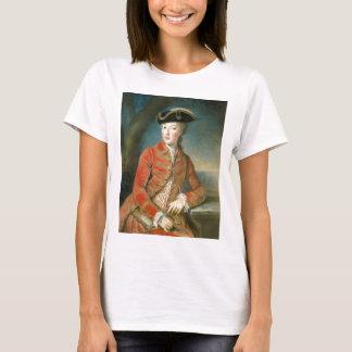 Krantzinger著狩りの装いのMarieアントワネット Tシャツ