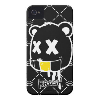 Krash死んだくま Case-Mate iPhone 4 ケース