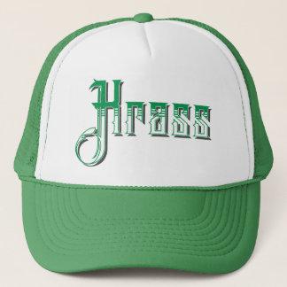 Krassのドイツの俗語、クールな悪賢いのトラック運転手の帽子 キャップ