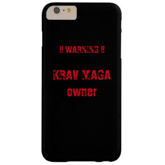 kravのmagaのiphoneの電話箱 barely there iPhone 6 plus ケース