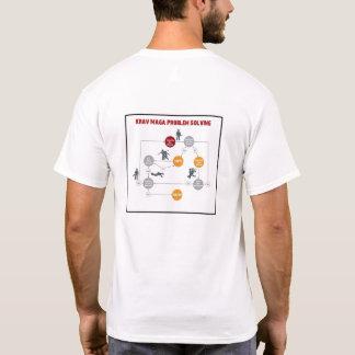 Krav Magaの問題解決 Tシャツ